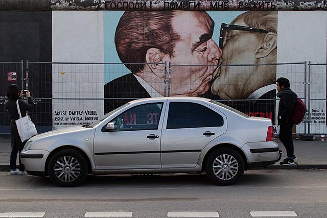 Honecker Breznev