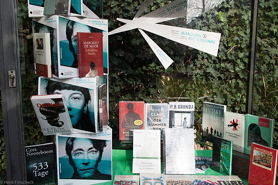 Nederlandse en Vlaamse Literatuur in het Literaturhaus