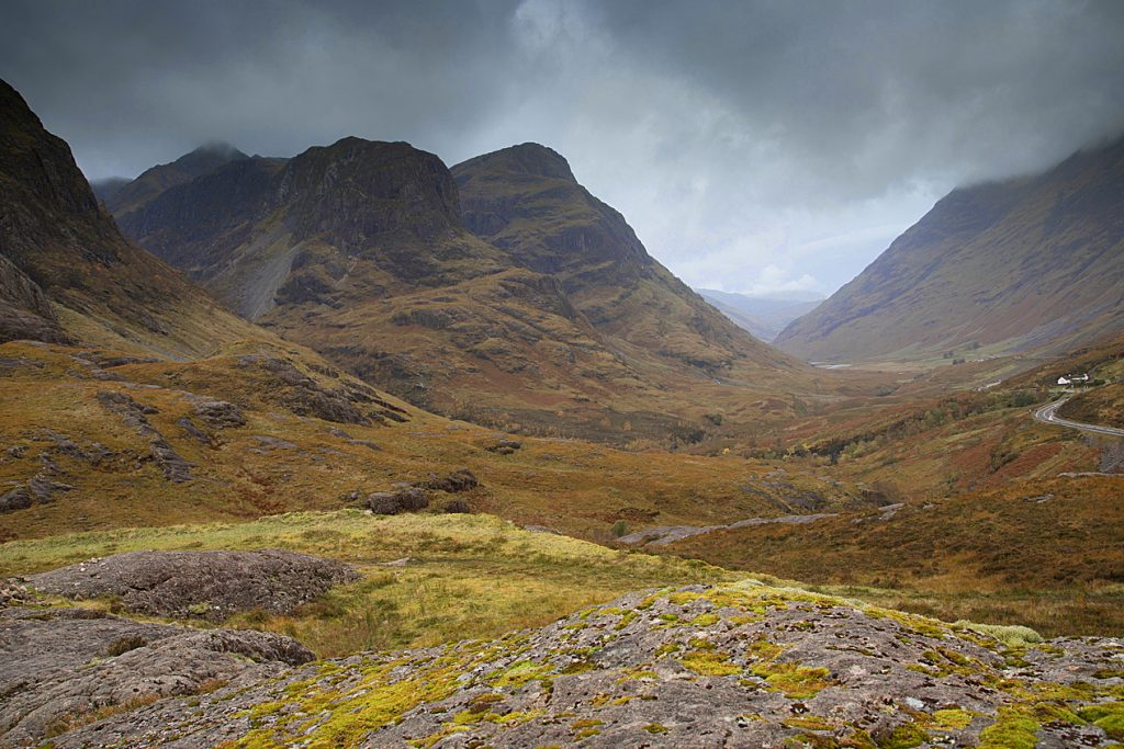 Glencoe, Three Sisters 4356
