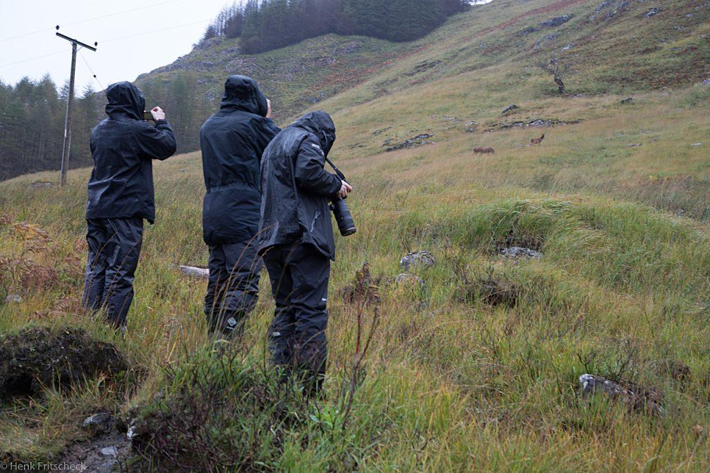 Rain in Glen Etive 4444