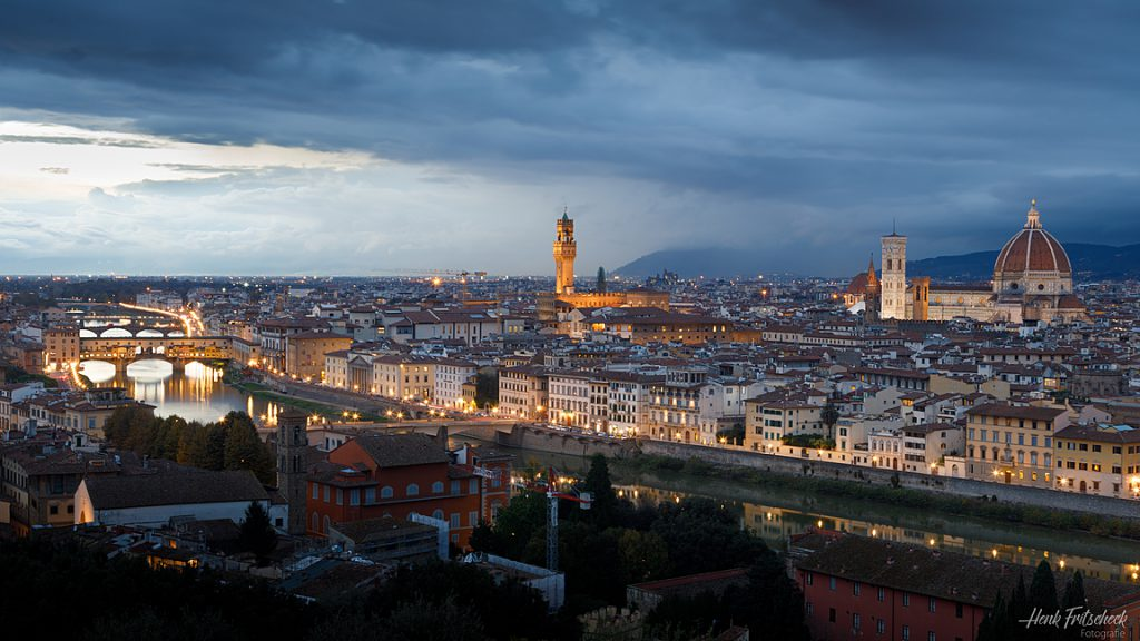 Florence bij avond-6088