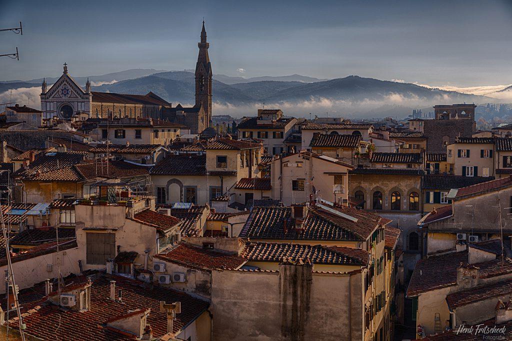 Florence stadsgezicht-